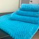 """Набор полотенец для ванной """"Универсальный"""" (3шт+коврик для ног)"""