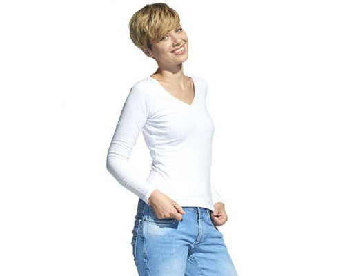 Женская футболка с длинным рукавом 32 StanFashion