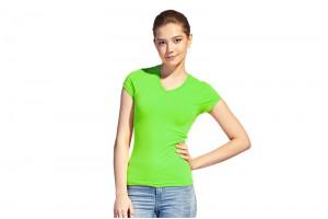Женская футболка с V-воротом 07U StanFavorite