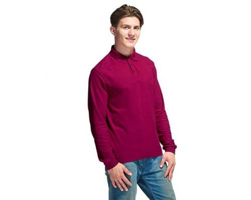 Мужская рубашка поло с длинным рукавом 04S StanPolo