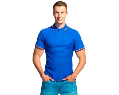 Мужская рубашка поло 04RUS StanRussian