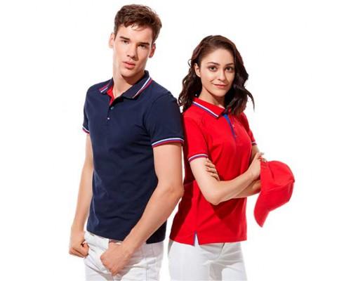 Стильная рубашка поло 05RUS StanSalute